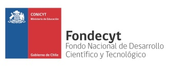 Logo FONDECYT